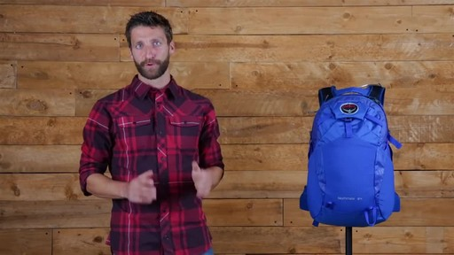 Osprey Skarab and Skimmer Hiking Backpacks - image 3 from the video