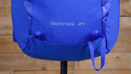 Osprey Skarab and Skimmer Hiking Backpacks - image 7 from the video