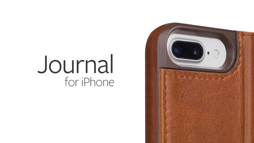 Twelve South Journal for iPhone 7 - image 10 from the video