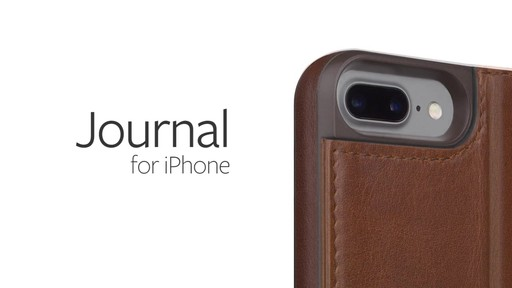 Twelve South Journal for iPhone 7 - image 9 from the video