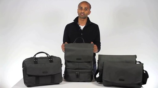 Timbuk2 Walker Laptop Backpack - eBags.com - image 1 from the video