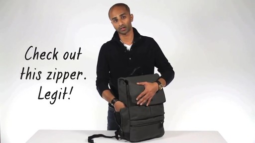 Timbuk2 Walker Laptop Backpack - eBags.com - image 10 from the video