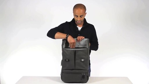 Timbuk2 Walker Laptop Backpack - eBags.com - image 7 from the video