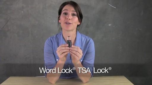 Eagle Creek WordLock TSA Lock - image 1 from the video