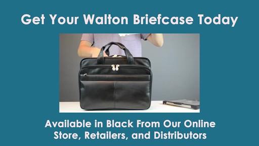McKlein USA Walton Leather 17