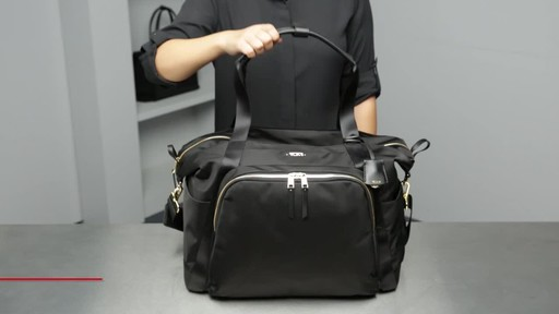 Tumi Voyageur Madrid Duffel - image 2 from the video