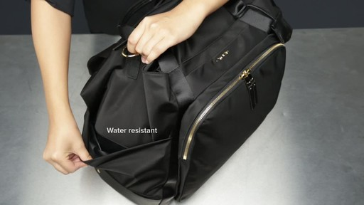 Tumi Voyageur Madrid Duffel - image 5 from the video