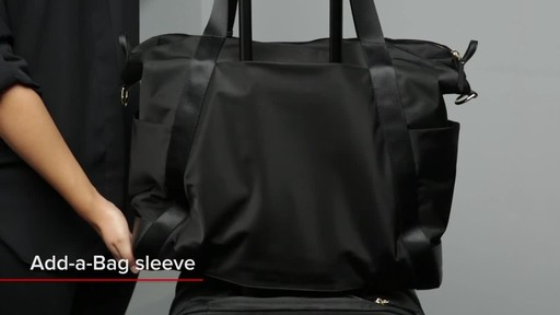 Tumi Voyageur Madrid Duffel - image 6 from the video