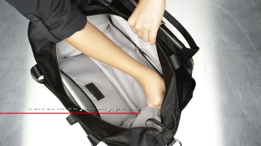 Tumi Voyageur Madrid Duffel - image 8 from the video