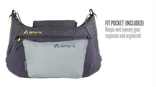Apera Performance Duffel - eBags.com - image 10 from the video
