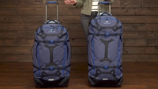 Eagle Creek Gear Warrior Wheeled Duffels - image 1 from the video