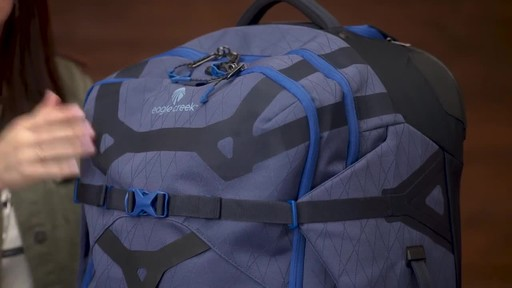 Eagle Creek Gear Warrior Wheeled Duffels - image 10 from the video