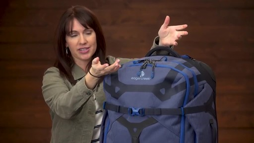 Eagle Creek Gear Warrior Wheeled Duffels - image 6 from the video