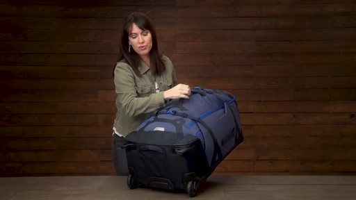 Eagle Creek Gear Warrior Wheeled Duffels - image 8 from the video