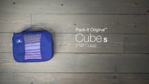Eagle Creek Pack-It Half Cube - image 10 from the video