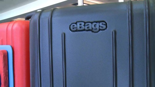 eBags EXO Hardside Spinners at Denver International Airport - image 9 from the video
