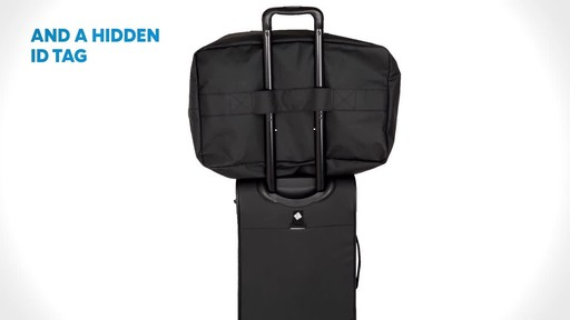 Columbia Luggage Northern Range Zip-Off Duffels - image 10 from the video