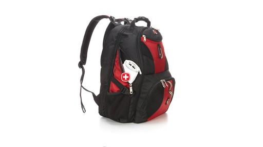 SwissGear Travel Gear ScanSmart Backpack 1900 » eBags Video