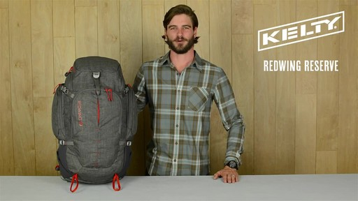 Kelty Redwing Reserve Hiking Backpack - image 1 from the video
