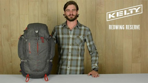 Kelty Redwing Reserve Hiking Backpack - image 10 from the video
