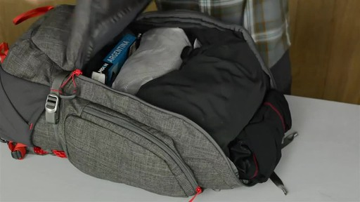 Kelty Redwing Reserve Hiking Backpack - image 5 from the video