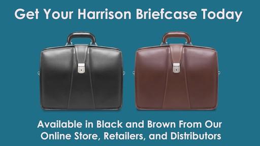 McKlein USA Harrison Leather 15.6