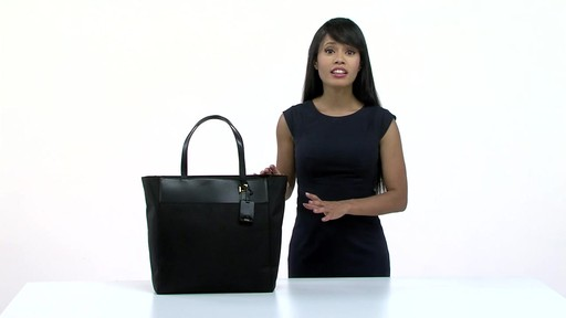 Tumi Larkin Nora Tote - eBags.com - image 1 from the video