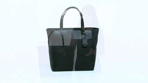 Tumi Larkin Nora Tote - eBags.com - image 10 from the video
