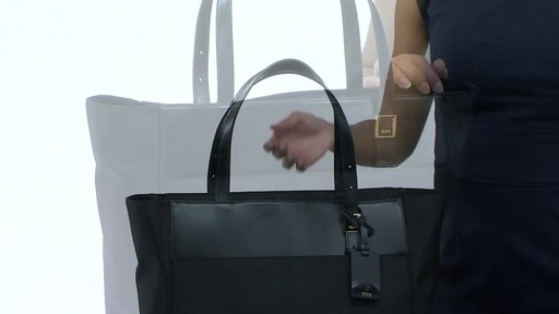 Tumi Larkin Nora Tote - eBags.com - image 3 from the video