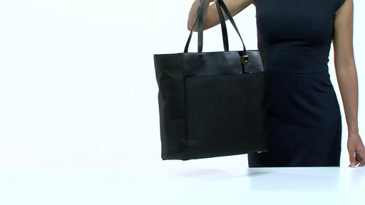 Tumi Larkin Nora Tote - eBags.com - image 5 from the video