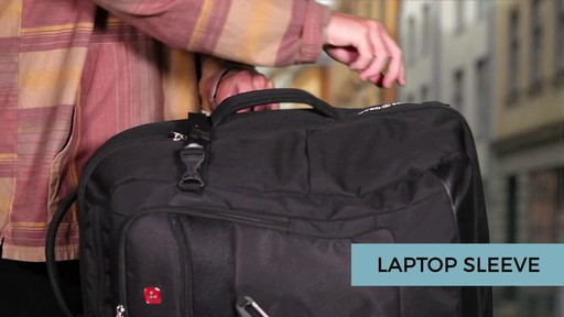 SwissGear Travel Gear 1900 Spinner Carry-On Luggage - eBags Exclusive - image 1 from the video