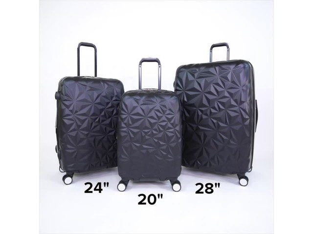 Aimee Kestenberg Geo Chic Luggage Collection - image 10 from the video