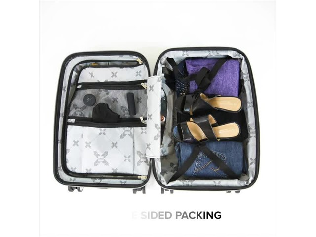 Aimee Kestenberg Geo Chic Luggage Collection - image 9 from the video