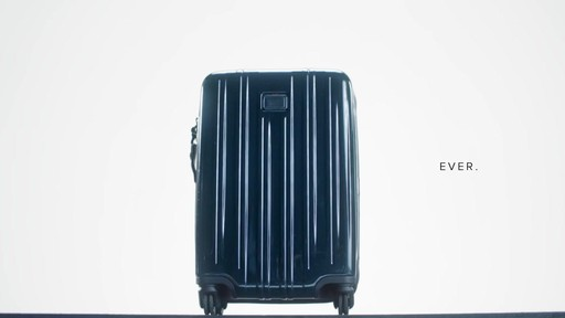 Tumi V3 Luggage - on eBags.com - image 10 from the video