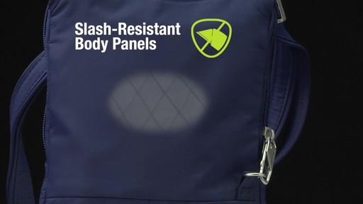 Travelon Anti-Theft Classic Light Slim Mini Crossbody Bag - Shop eBags.com - image 6 from the video