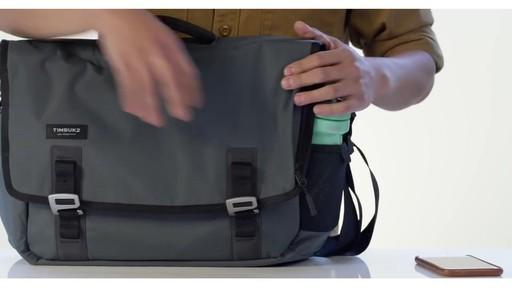 Timbuk2 Command TSA-Friendly Laptop Messengers - image 2 from the video