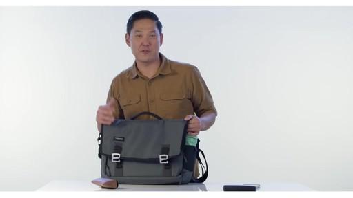 Timbuk2 Command TSA-Friendly Laptop Messengers - image 6 from the video