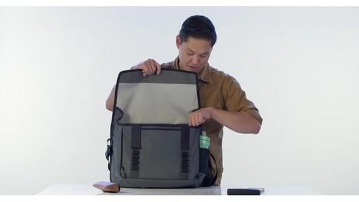 Timbuk2 Command TSA-Friendly Laptop Messengers - image 7 from the video