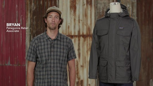 Patagonia Mens Torrentshell Parka - image 1 from the video