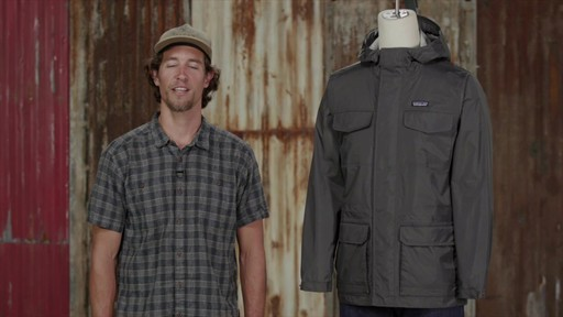 Patagonia Mens Torrentshell Parka - image 10 from the video