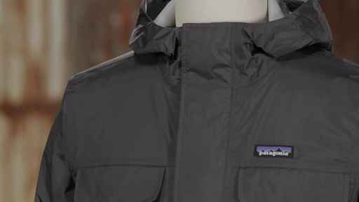 Patagonia Mens Torrentshell Parka - image 2 from the video