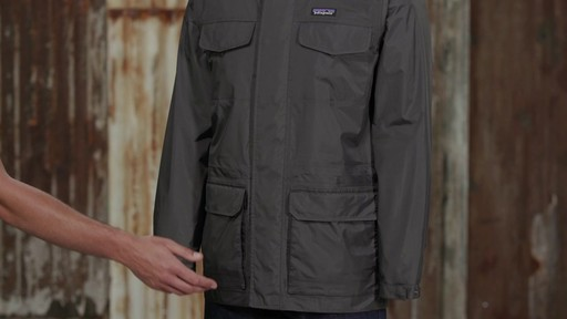 Patagonia Mens Torrentshell Parka - image 9 from the video