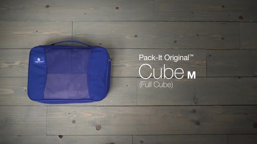 Eagle Creek Pack-It Cube - image 10 from the video