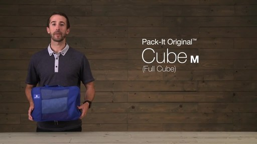 Eagle Creek Pack-It Cube - image 2 from the video