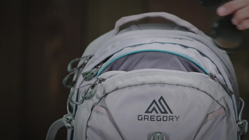 Gregory Anode 30L Laptop Backpack - image 6 from the video