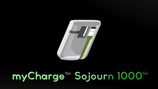 myCharge Sojourn 1000 Rundown - image 1 from the video