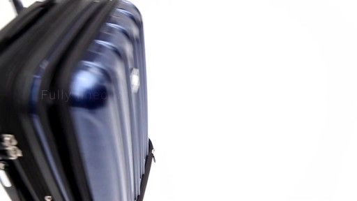 Delsey Helium Aero Collection - eBags.com - image 6 from the video
