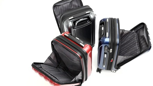 Delsey Helium Aero Collection - eBags.com - image 7 from the video
