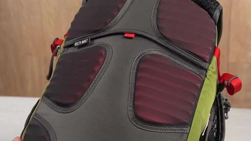 Kelty Riot 15 Hiking Backpack - image 2 from the video