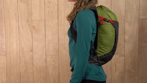 Kelty Riot 15 Hiking Backpack - image 3 from the video